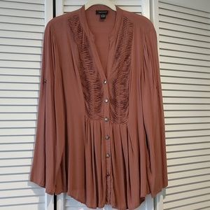 Soft Draping Blouse